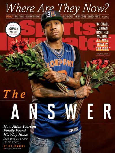 Sports Illustrated USA  July 3-10 (2017)