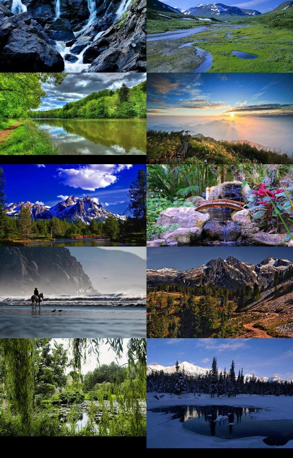 Amazing Nature Wallpapers {pack 191}