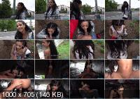 Tiny brunette fucked in public - Sandra Soul | PublicAgent | 18.06.2019 | FullHD | 1.13 GB