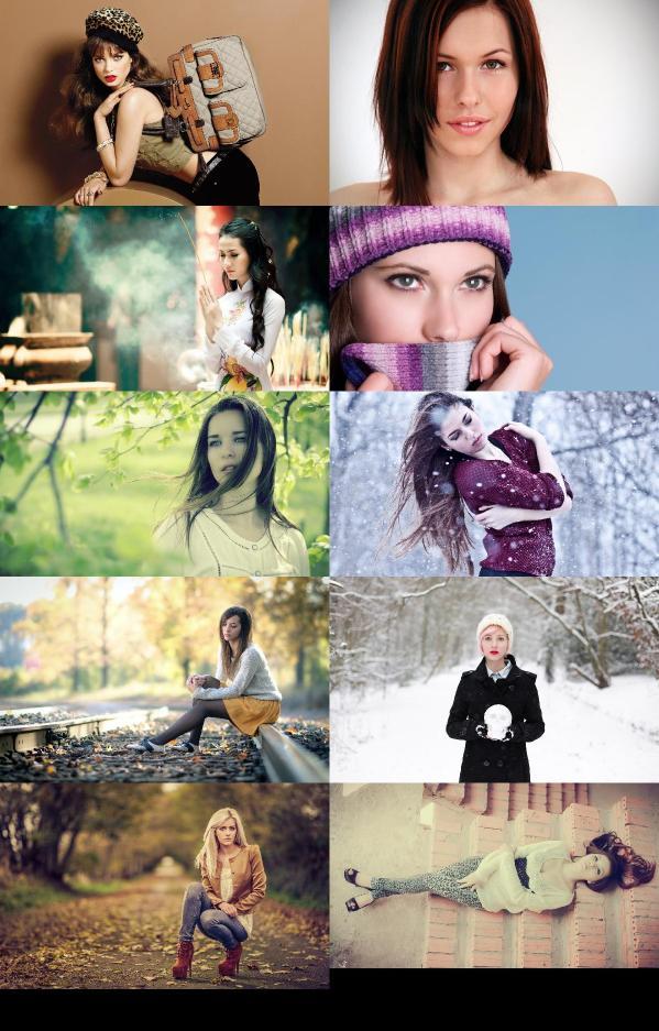 Beautiful And Amazing Girls Wallpapers Set   73