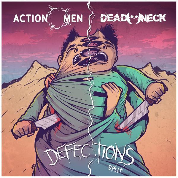 Va Actionmen Dead Neck Defections  (2019) Rumble