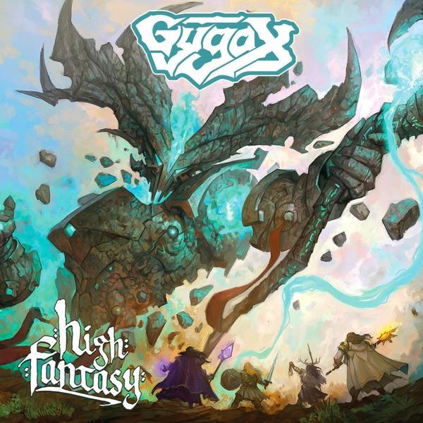 Gygax High Fantasy  (2019) Entitled
