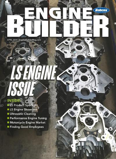 Engine Builder  April (2019)