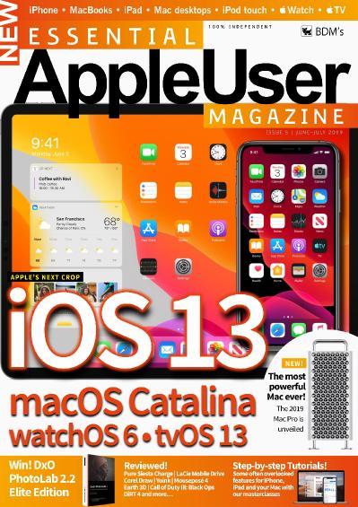 Essential iPhone & iPad Magazine June (2019)