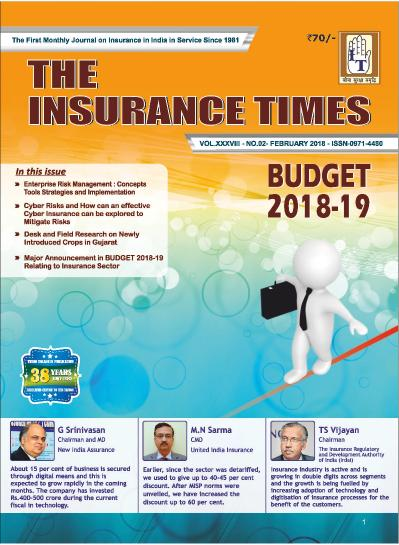 The Insurance Times  February (2018)