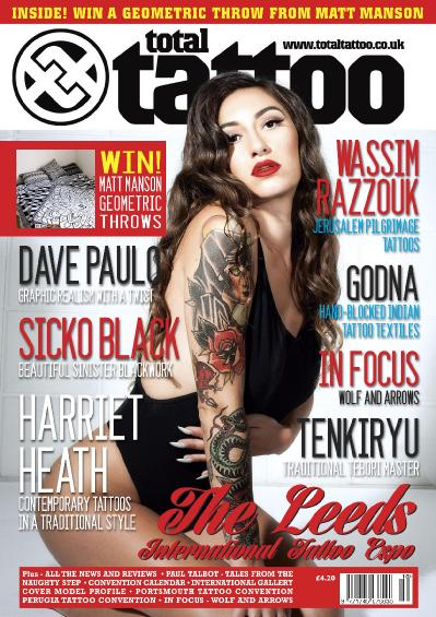 Total Tattoo Issue 156 October (2017)