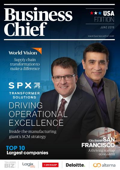Business Chief USA  June (2019)