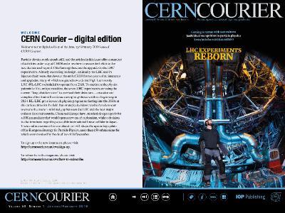 CERN Courier  January February (2019)