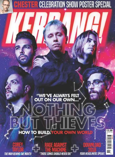 Kerrang !  November 11 (2017)
