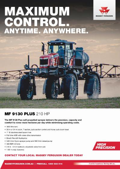 Farms and Farm Machinery   February (2019)