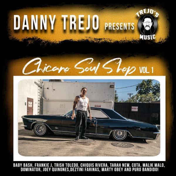 Va Danny Trejo Presents Chicano Soul Shop Vol 1  (2019) Enraged