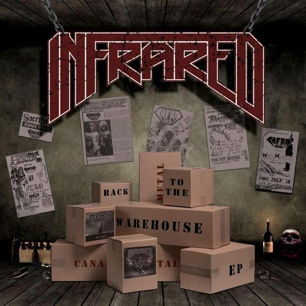 Infrared Back To The Warehouse Ep  (2019) Entitled
