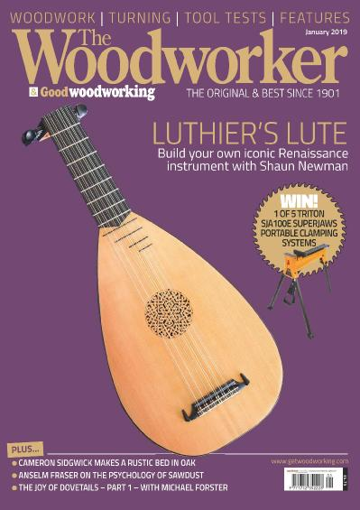 The Woodworker & Woodturner  January (2019)