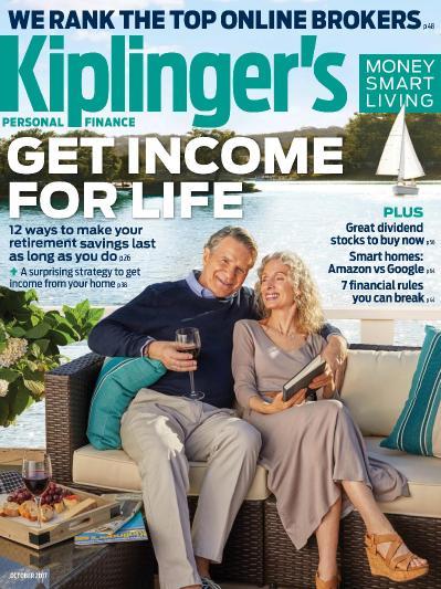 Kiplinger s Personal Finance October (2017)