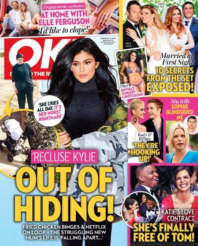 OK ! Magazine Australia February 12 (2018)