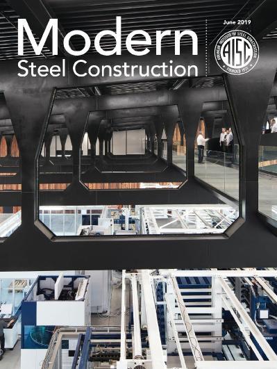 Modern Steel Construction June (2019)
