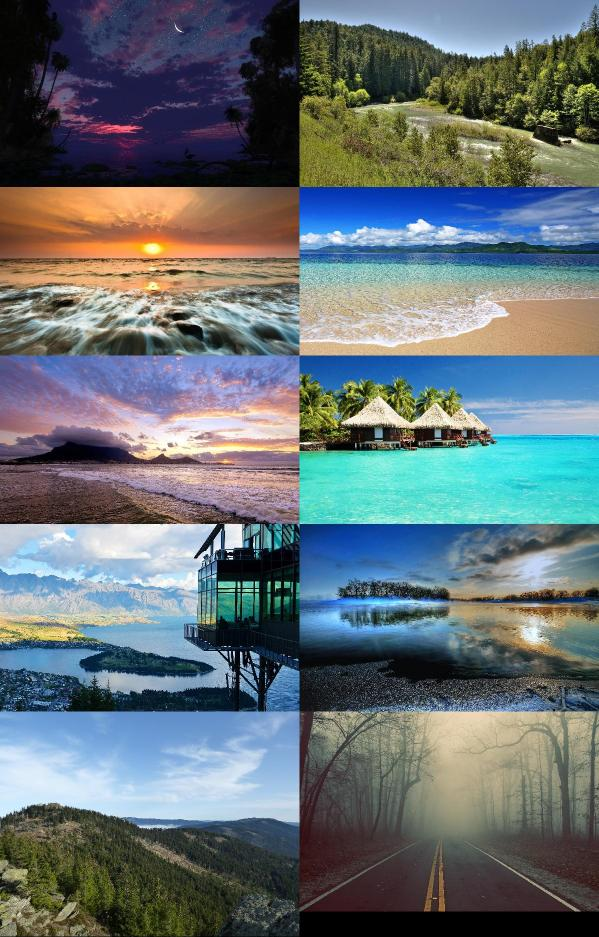 Amazing Nature Wallpapers {pack 193}