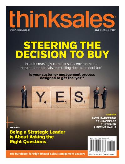ThinkSales  August October (2017)