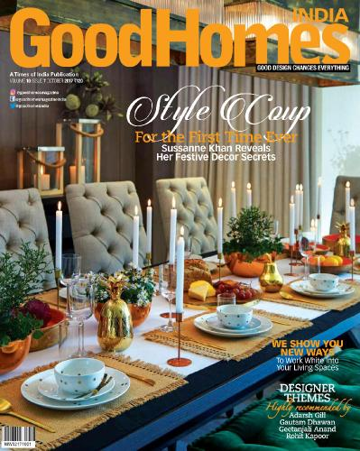 GoodHomes India  October (2017)