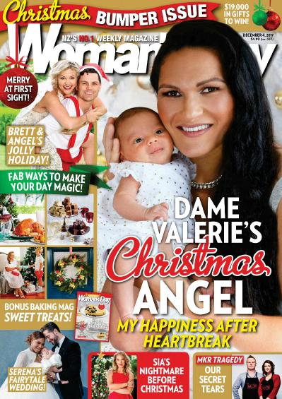 Woman s Day New Zealand  December 04 (2017)