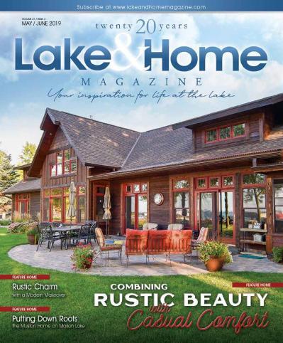 Lake & Home  May June (2019)