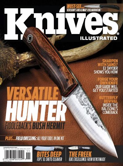 Knives Illustrated  November (2017)