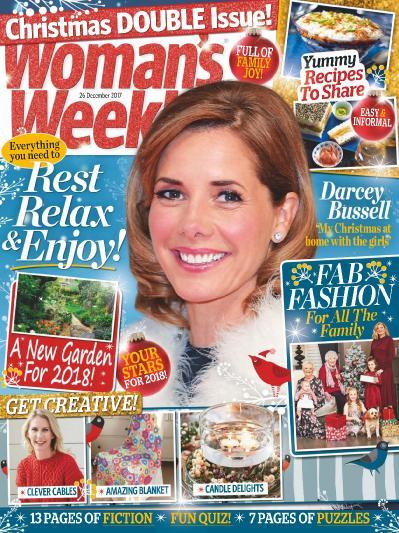 Woman s Weekly UK  26 December (2017)