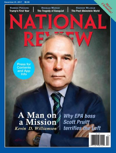 National Review  December 31 (2017)
