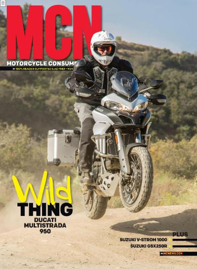 Motorcycle Consumer News November (2017)