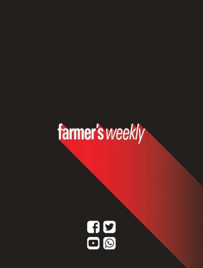 Farmer ' s Weekly   28 September (2018)
