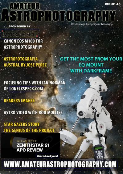 Amateur Astrophotography Issue 45 (2017)