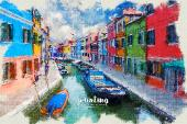 GraphicRiver - Painting Photoshop Action