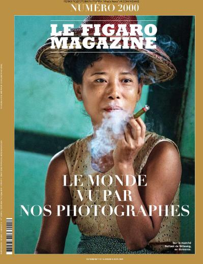 Le Figaro Magazine 07 06 2019 08 06 (2019)