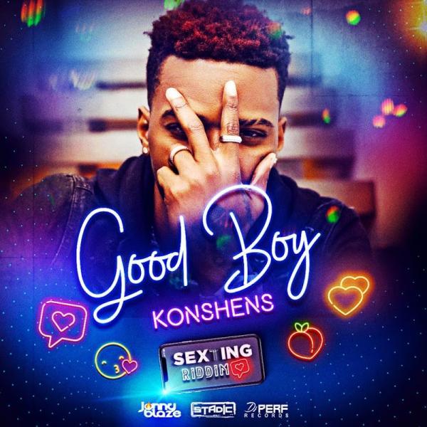 Konshens Good Boy Single  (2019) Jah