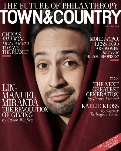 Town & & Country USA   June (2018)
