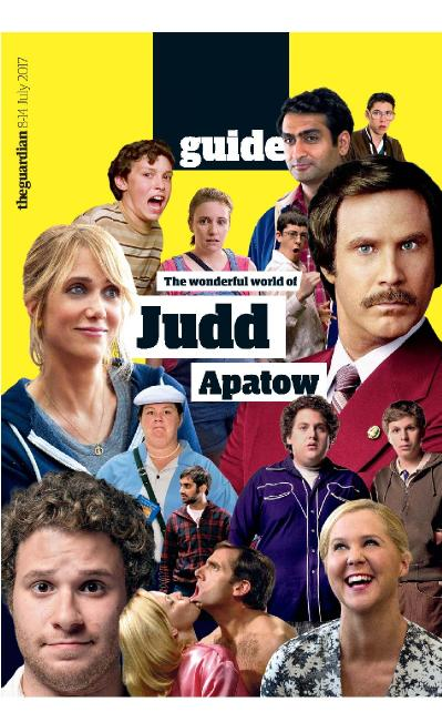 The Guardian Magazine The Guide July 8 (2017)