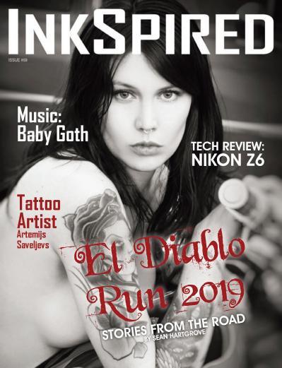 InkSpired Magazine Issue 69 (2019)