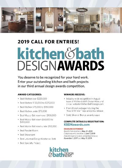 Kitchen & Bath Design News  May (2019)