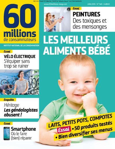 60 Millions de Consommateurs   06 (2019)