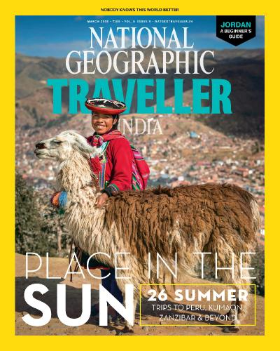 National Geographic Traveller India   March (2018)