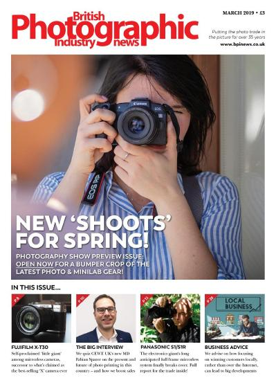British Photographic Industry News   March (2019)