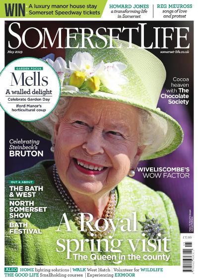 Somerset Life  May (2019)