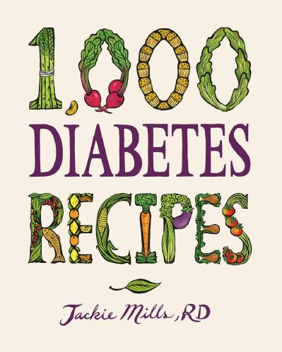 1 000 Diabetes Recipes