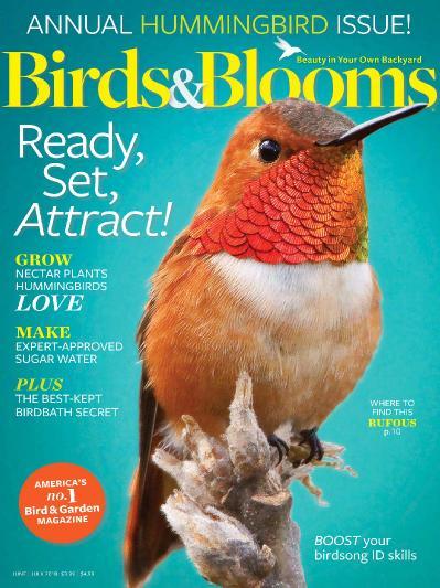 Birds & & Blooms   June 01 (2018)