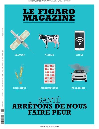 Le Figaro Magazine 14 06 2019 15 06 (2019)