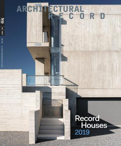 Architectural Record April (2019)