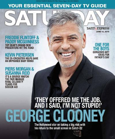 Saturday Magazine 15 06 (2019)