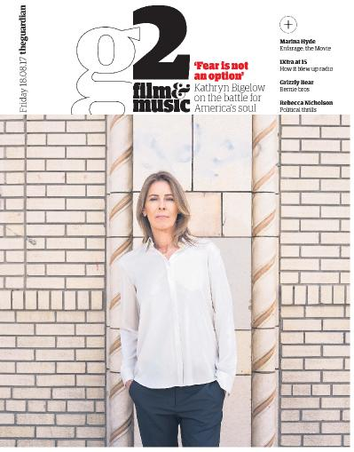The Guardian g2 magazine  August 18 (2017)