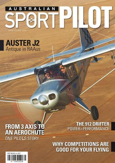 Australian Sport Pilot  May (2019)