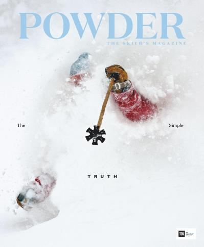 Powder  September (2017)